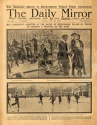Image from Daily Mirror, 22 May 1914