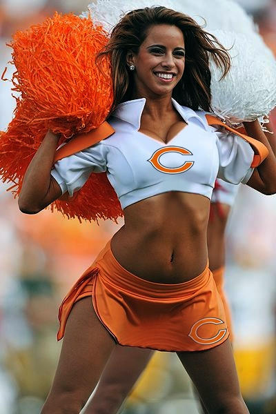 since they no longer have cheerleaders...I must have this outfit! Honey-bear!!
