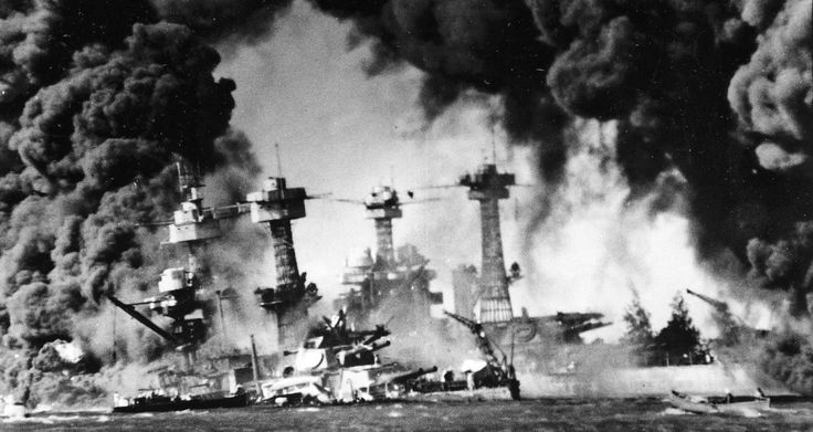 """Pearl Harbor And The """"Back Door To War"""" Theory"""