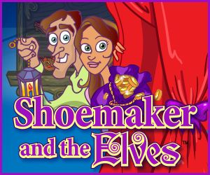 ShoemakerAndTheElves.com Fun adaptation of Fairy Tale by Brothers Grimm
