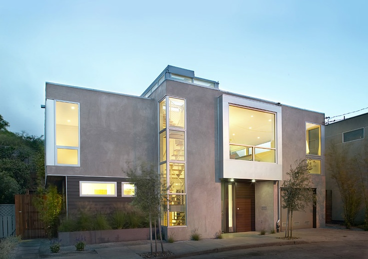 Nice modern facades
