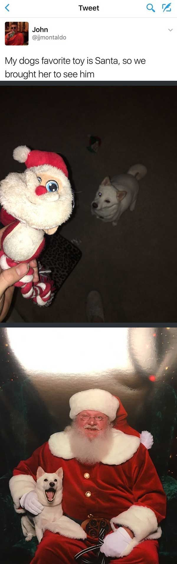 Lovin' that Santa