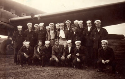 "The Navy ""Rangers,"" 1943"