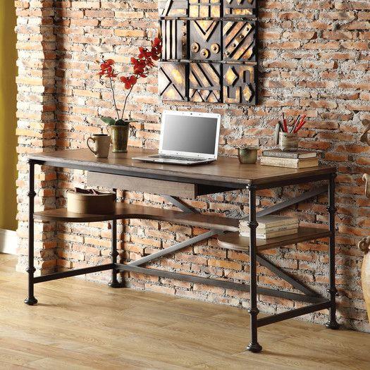 Riverside Furniture Camden Town Computer Desk