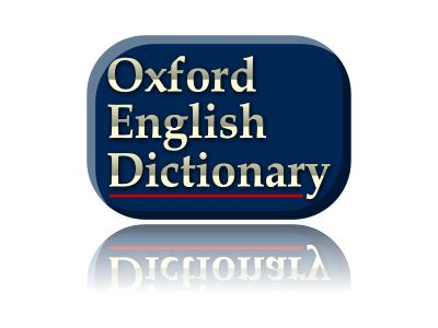 the definitive record of the English language. (Please note this will open in the same window; subsequently you will leave this website.)