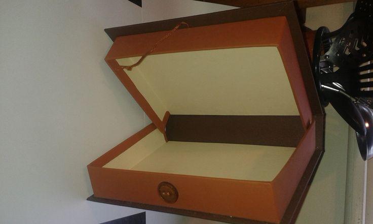 Book Case - Box