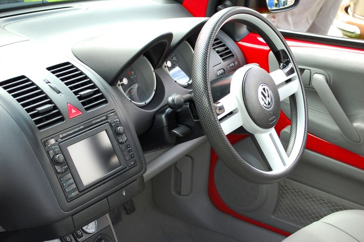VW Lupo interior