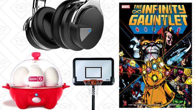 Sundays Best Deals: Kindle Ebooks Backyard Sports Egg Cooker and More