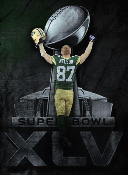 Jordy Nelson / Super Bowl XLV