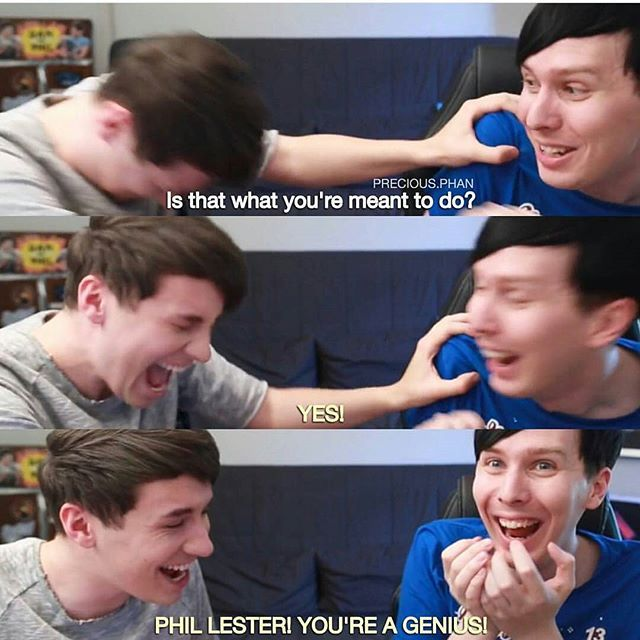 Aw I loved this video sm (most recent on danandphilgames) -a♡