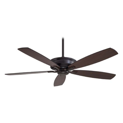 Minka Aire Fans Ceiling Fan Without Light in Kocoa Finish | F696-KA | Destination Lighting