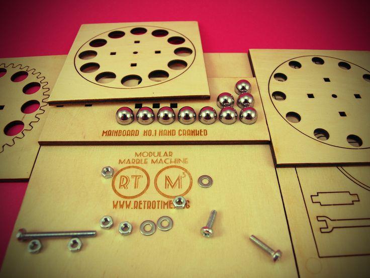 Marble Machine Kit - Manual Mainboard no.1