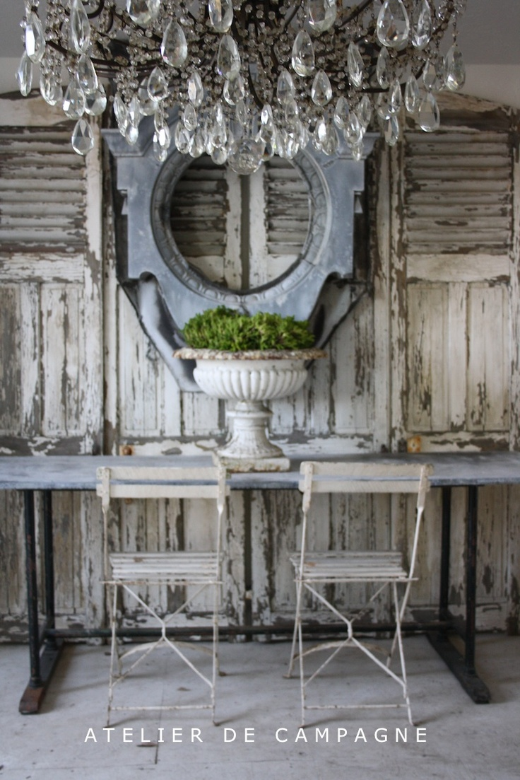 1000 Images About My Shabby Chateau Decor On Pinterest
