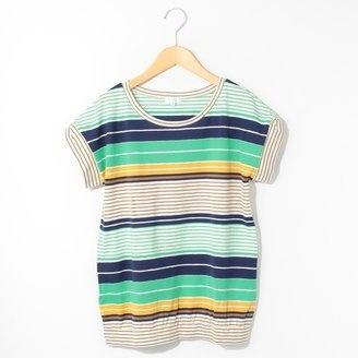 Stripe T-shirt / ShopStyle: [マッキントッシュ フィロソフィー]マルチカラーボーダーカットソー
