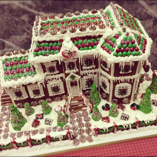89 Best Gingerbread House Images On Pinterest Christmas