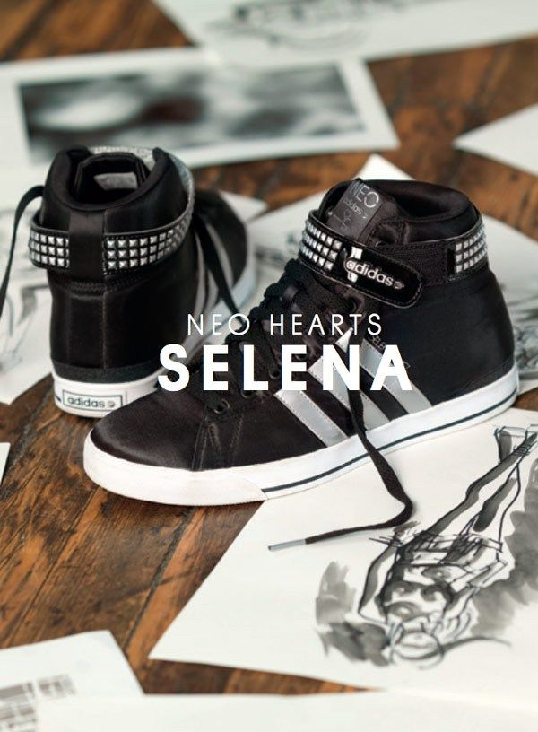 Selena Gomez collection for Adidas Neo http://www.emodno.com/