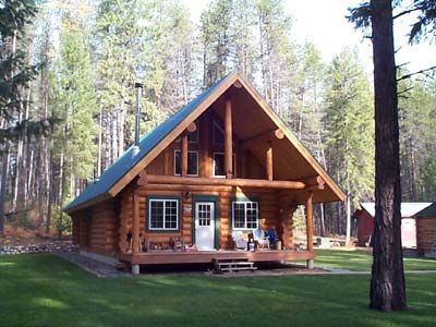 This Cabin Isn 39 T The Best Looking But It Looks Like It
