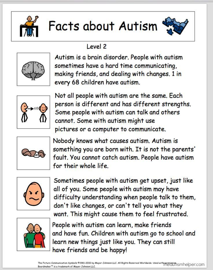 Teach your school about Autism! by theautismhelper.com