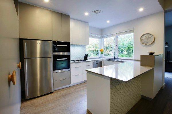 Designer Russell Henderson Brighton Kitchen
