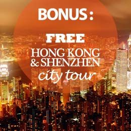 3D/4D Hong Kong Winter Promotion. Price starting from Rp 1.680.000 free Hong Kong & Shenzhen City Tour. This package exclude international ticket. Visit www.ezytravel.co.id to see more our promotion.