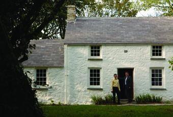 Image result for old welsh cottages