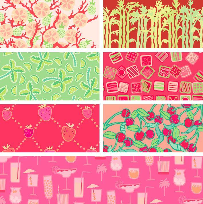 Jubilee Patterns