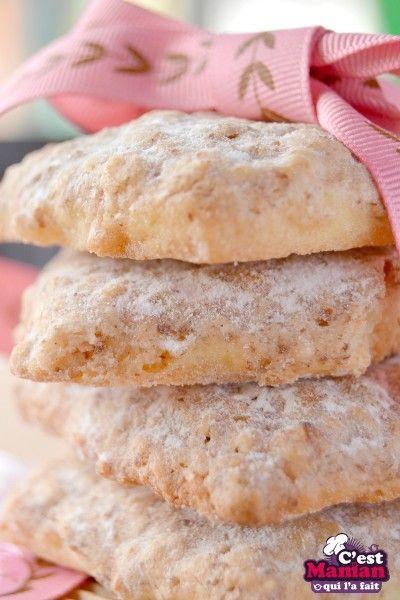 Biscuits Italiens à la noisettes – Biscuits de Noël