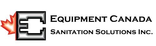 Equipment Canada Sanitation Solutions. Buffet Table Sponsor.