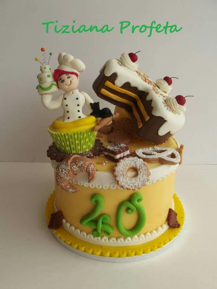 pasticcera cake