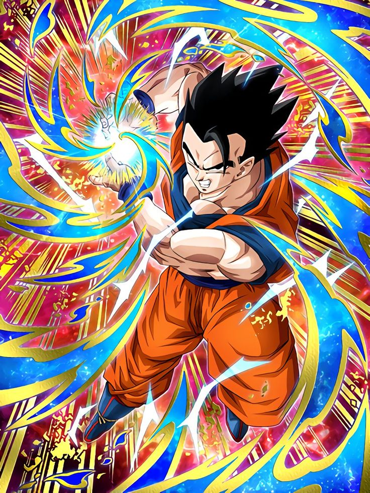 """[Perfected Strength] Ultimate Gohan """"Leave that guy to me!"""""""