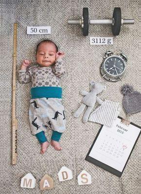 Sie sollten diese 10 Babyfotos nach der Geburt machen   – Fotobuch