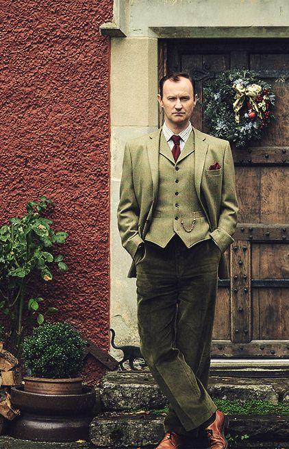 Mycroft #Sherlock series 3 episode 3: His Last Vow