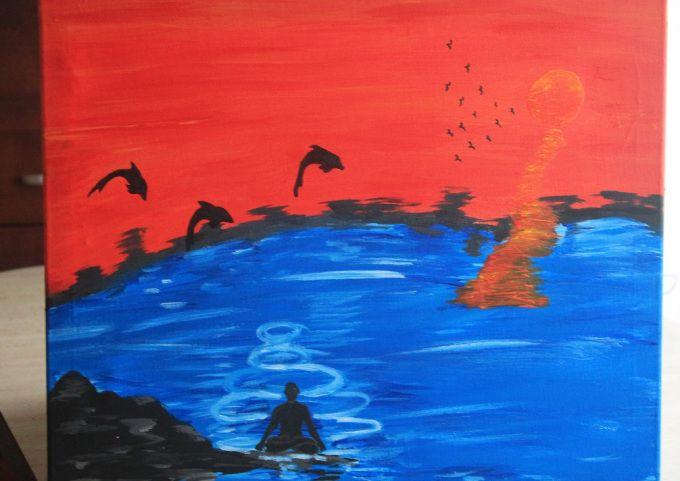 Anioł Kosmicznej  Energii - : Medytacja z delfinami