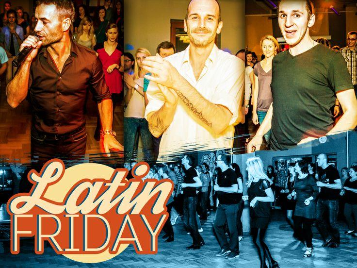 Latin Friday - nowy pomysł na piątkowy wieczór! http://www.salsalibre.pl/news/110036/latin-friday-w-salsa-libre
