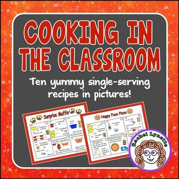 Cooking Projects for Kids - Yummy Single Serving Recipes in Pictures!Cooking is a great activity to do with kids, but it can be frustrating with a large group.  The project often becomes teacher-centered and kids get tired of waiting for their turn to do something.Here is a different way to cook with kids that is kid-centered, fun, and very, very hands-on.