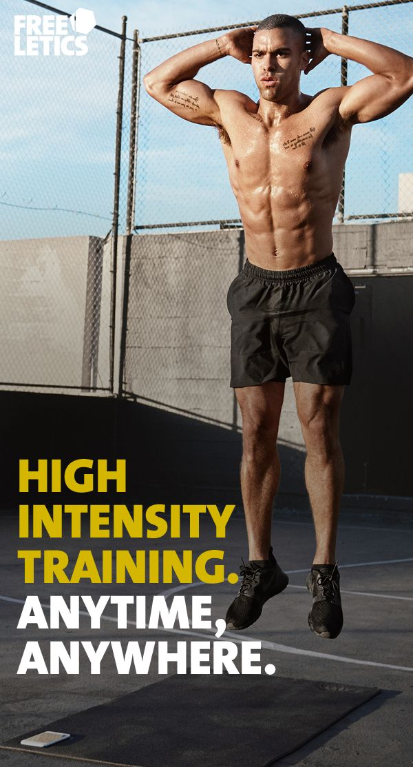 Freeletics is the most effective fitness training program, adapted to your schedule, your fitness level and your goals. No equipment is necessary. Your body is your only tool, so you can work out anywhere, anytime. Start training today and join a community of more than 12 million users.