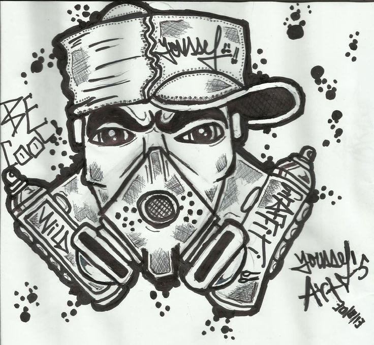 Graffiti: Graffiti Drawings