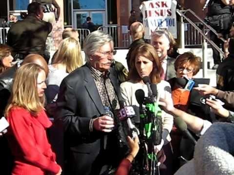 Fred Goldman gets heckled at O.J. Simpson's sentencing -  -( Las Vegas)