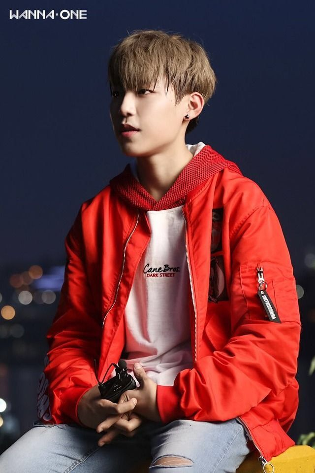 wanna one teaser photo park woojin