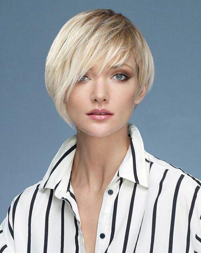 Best 25 short asymmetrical hairstyles ideas on pinterest blonde short asymmetrical hairstyles with bangs for fine and thin hair urmus Choice Image