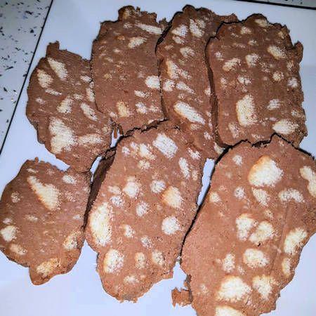 Salame di Nutella - Ricette Bimby