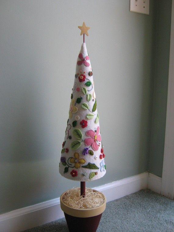 fabulous felt tree