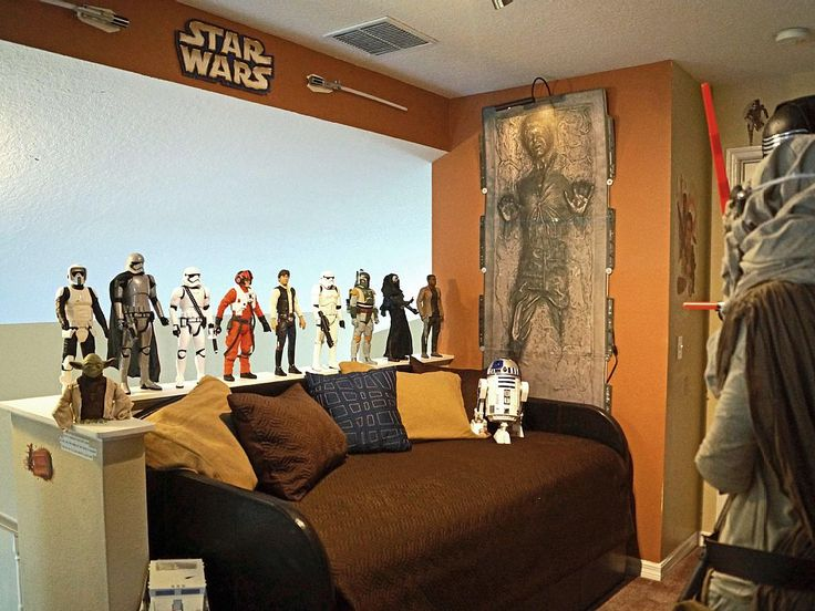 1000 Images About Star Wars Kids Themed Room On