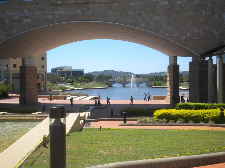 Bond University, Gold Coast, Australia!