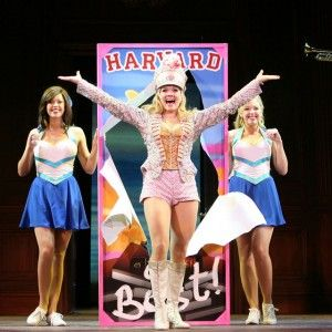 Legally Blonde Broadway Show | ... the National Tour of Legally Blonde the Musical at Broadway San Jose