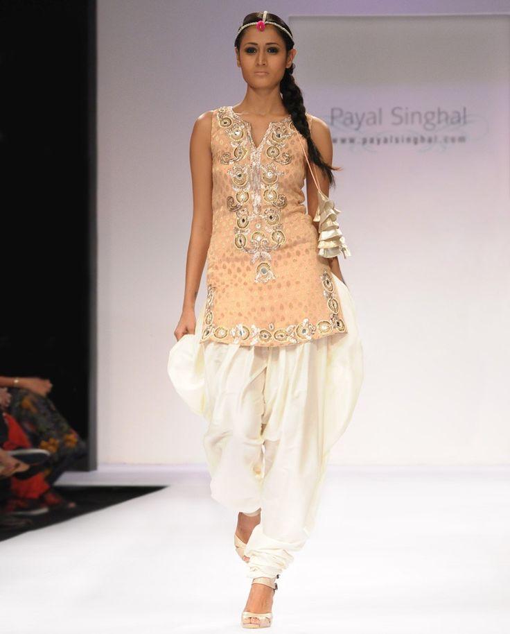 Blush Pink Kurta and Jodhpuri Pants - Exclusively In