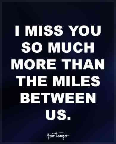 Long Distance Love Quotes For Him #Relationships