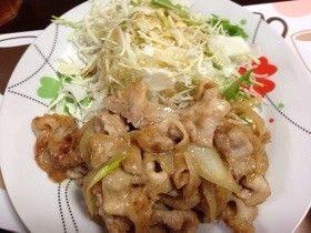絶品!タモリさんオススメ! 豚の生姜焼き by ミズタマ母ちゃん [クックパッド] 簡単おいしいみんなのレシピが219万品