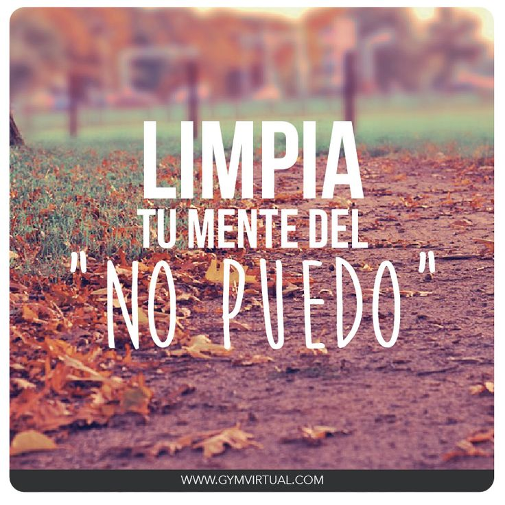 Frases motivadoras | GYM VIRTUAL                                                                                                                                                      Más