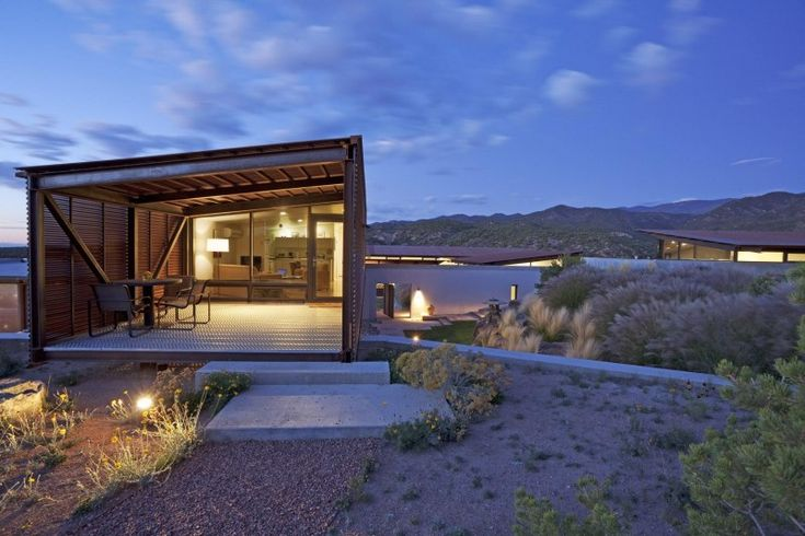Desert House by  Lake|Flato Architects